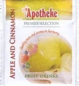 Apotheke - Apple and Cinnamon