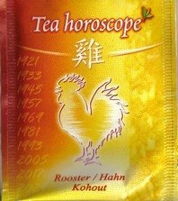 Teahoroscope - Rooster