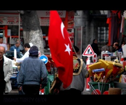ISTANBUL: ON THE STREET
