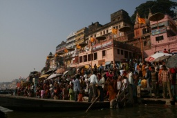 <div>Na ghátu je vždycky mačkanice.</div>