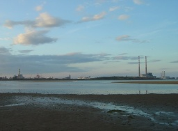 Typický pohled na Sandymount/ Typical view of Sandymount