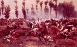 Prussian cuirassiers attack-E.Detaille.jpg