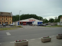 Mini Tesco.