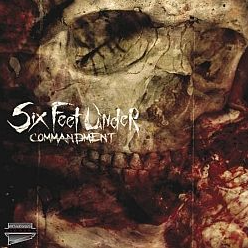 Six Feet Under-Commandment 2007 - obrázek