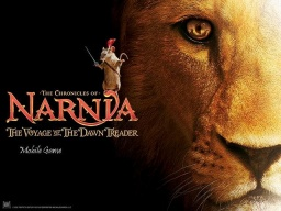 The Chronicles Of Narnia The Voyage of The Dawn Treader Mobile - obrázek
