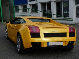 Gallardo Coupe