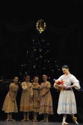 Elizabeth Harrod of The Royal Ballet 12.12.2008