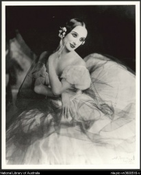 Portrait of ballerina Natasha (Nathalie) Branitzka, between 1936 and 1937.jpg