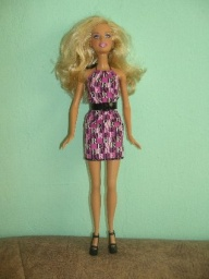 Glamour Barbie