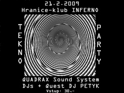Quadrax tekno party vol. 4