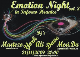 Emotion Night vol. 3