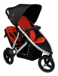 Vibe Buggy With Doubles Kit- Red