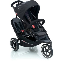 Vibe Buggy WIth Doubles Kit: Black