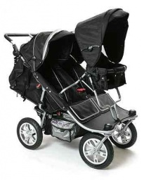T3 Jogger Twin and Triple Buggy