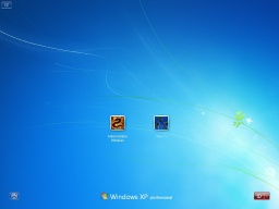 Windows7 for XP - obrázek