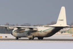 7T-WHO C130H-30  Algerian Air Force.