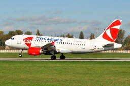 OK-PET A319-112 Czech Airlines