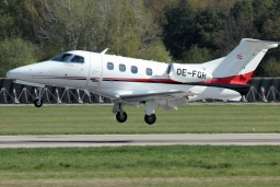 OE-FGR  Embraer EMB-500 Phenom 100 GROSSMANN AIR SERVICE