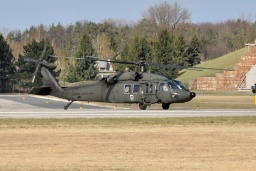 Sikorsky UH-60A Black Hawk  87-24584  US Army