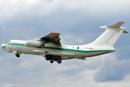 7T-WID  IL76TD  Algerian Air Force