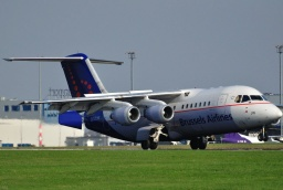 OO-DJW Avro RJ-85 Brussels Airlines
