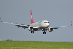 TC-JHE  Boeing 737-8F2 Turkish Airlines