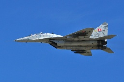 1303  MIG29UBS Slovak Air Force