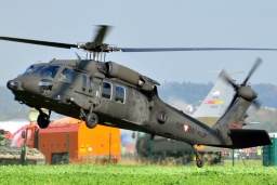 6M-BA Sikorsky S70A-42  Austrian Air Force