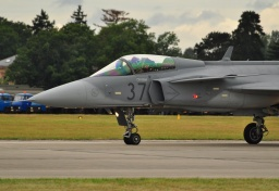 37 Hungary - Air Force · Saab JAS-39C Gripen