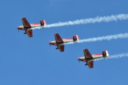 Royal Jordanian Falcons aerobatic team