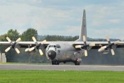 CH04/4467 Lockheed C-130H Hercules Belgium - Air Force