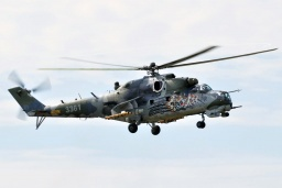 3361  Mi-24  Czech air force