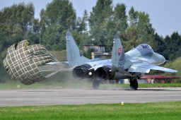 MIG-29 Slovak air force.