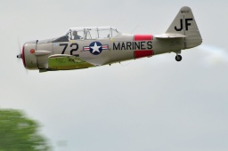 N6972C  AT-6 Texan  private