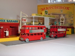 No 5 c,d, London Bus, 1961, 1965