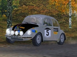 VW Beetle Rally