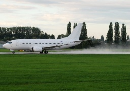 B737-522 CENTRAL CHARTER AIRLINES SLOVAKI