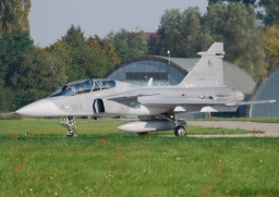 JAS-39 Gripen Czech - Air Force