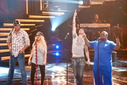 REHEARSAL: under pressure for The voice - obrázek