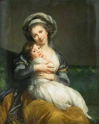 Le Brun with baby daughter1.jpg