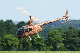 OK-GTP  Robinson R44  Private