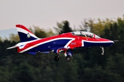 XX230 Hawk T1A Royal Air Force