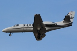 D-CHZF Cessna 550B Citation Bravo