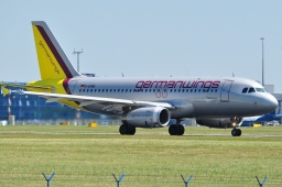 D-AGWK  A319-132 Germanwings