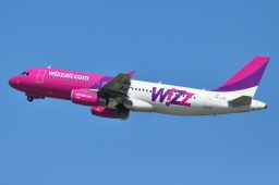 HA-LPR  A320-232 Wizz Air