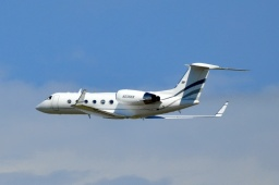 N235KK  Gulfstream 4 Private