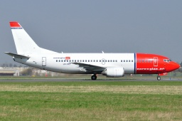 LN-KKT  B737-3L9  Norwegian Air Shuttle