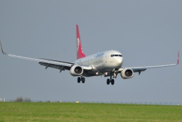 TC-JHE  B737-8F2  Turkish Airlines
