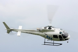 OK-DSW  AS350B3 Ecureuil  Delta system-air