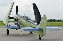 NX1954H Hawker Sea Fury 20 Private